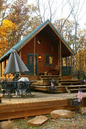 Cabin At The Mill: Cabin