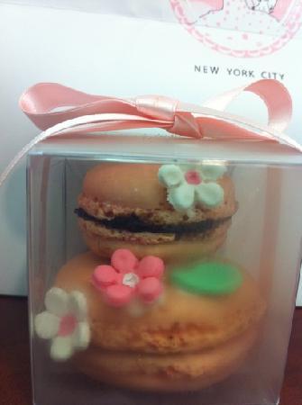 Wedding Favors Picture Of Macaron Cafe New York City Tripadvisor
