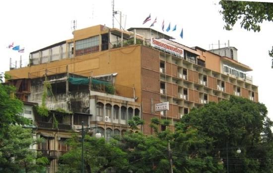 Krung Kasem Sri Krung Hotel: Bangkok, Sri Krung Kasem Hotel