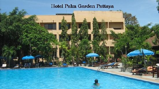 Hotel Palm Garden, Pattaya, Pool