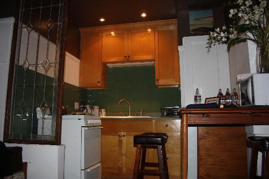 Villa Delle Stelle: Cocina