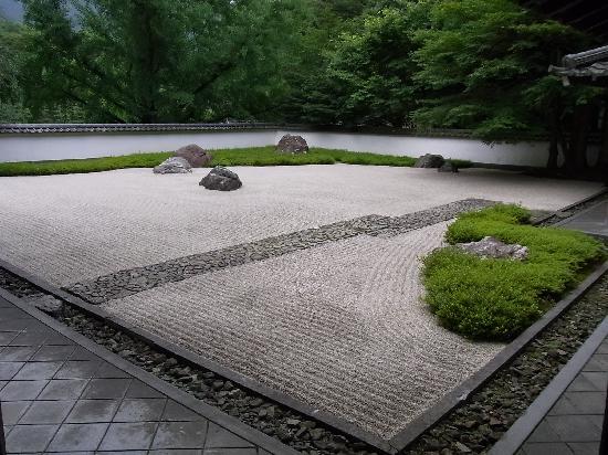 Gyokudo Art Museum : 美術館にある庭園の一角です。大変きれいに手入れされています。