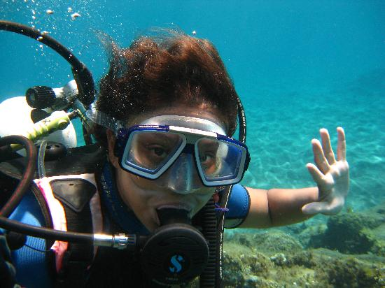 Dive Center Descubare-Atlantico: El Medano, Tenerife