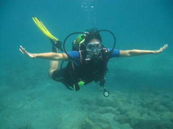 Dive Center Descubare-Atlantico: I learned to Scuba!