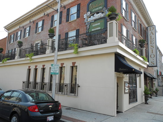 Dalesio S Restaurant Baltimore Little Italy Menu Prices Reviews Tripadvisor