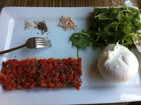 Mocca Food&Drink: Caprese