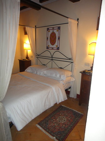 Casa Portagioia - Tuscany Bed and Breakfast: Andreocci Bedroom