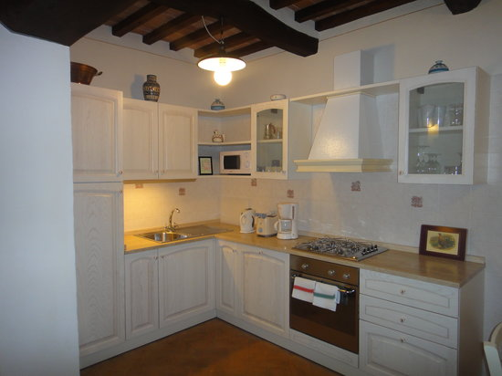 Casa Portagioia - Tuscany Bed and Breakfast: Andreocci kitchen
