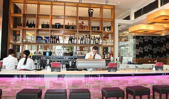 Stellwerk: die Bar