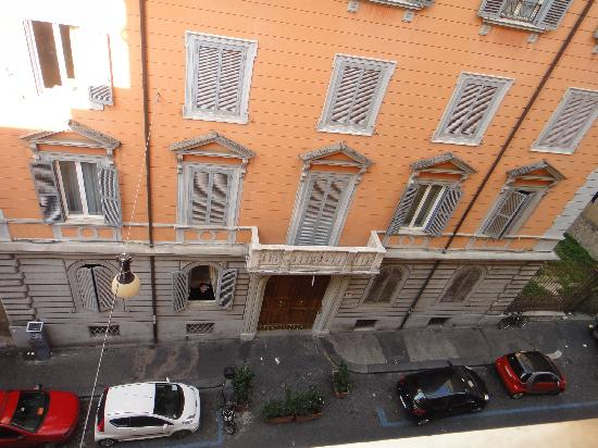 Residenza Cellini: View from room #3