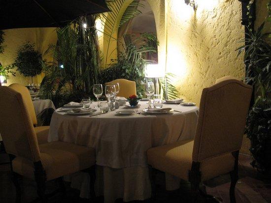 El Cenador: Ambiente