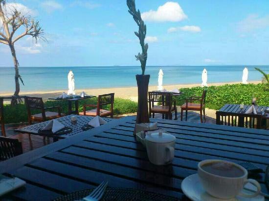 Layana Resort and Spa: Kaffee aus Frühstücksrestaurant