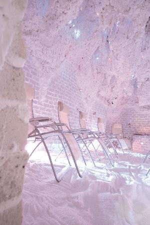 Danubius Health Spa Resort Sarvar: Salt cave
