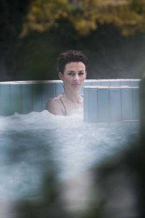 Danubius Health Spa Resort Sarvar: Adventure pool