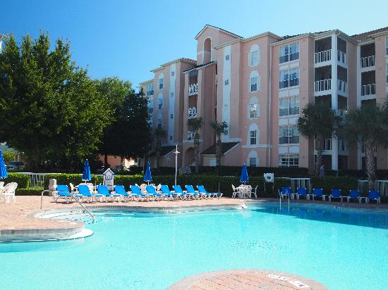 Cypress Pointe Resort : Another one of the pools