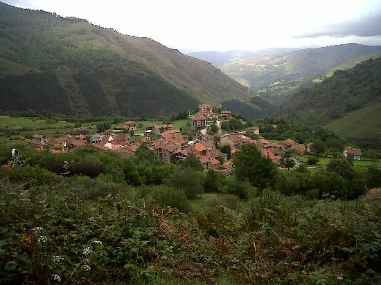 San Sebastian de Garabandal, Španělsko: monte de garabandal