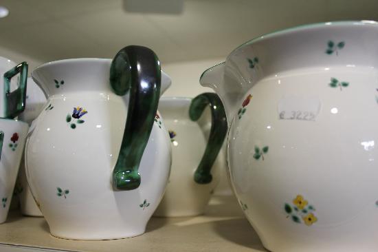 "Gmundner Keramik: Dkeor ""Streublumen"""