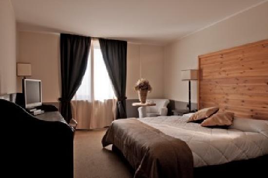 Hotel Principi di Piemonte : Camere