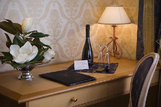 Hotel Grand Torino : camere