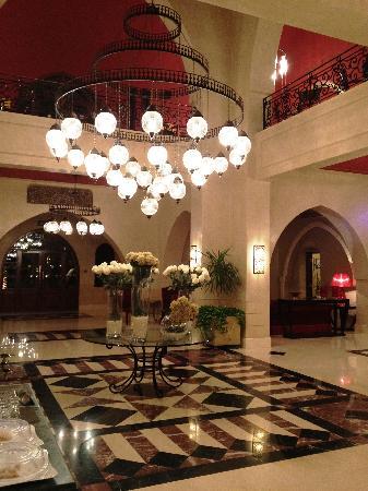 Sensimar Makadi Hotel: Eingangsbereich