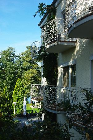 Миттенвальде, Германия: Blick zum See