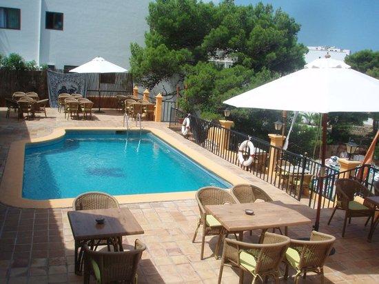 imagen Grop's Lounge, Rte. Kwan-hi Fusion en Sant Joan de Labritja