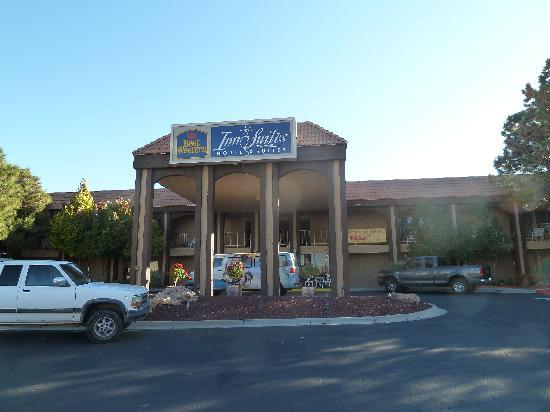 Best Western Airport Albuquerque Innsuites Hotel Suites