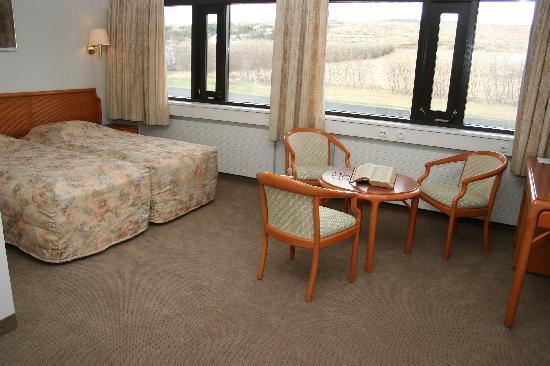 Fosshotel Reykholt: Superior Room