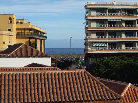 Aparthotel Tropical: Blick auf´s Meer