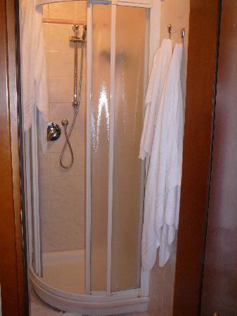 B&B The Four Seasons : shower