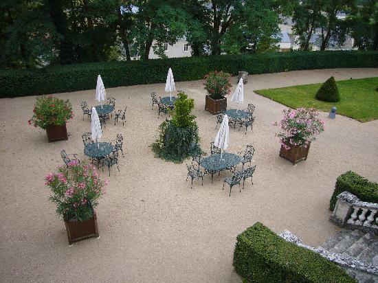 Terrasse A L Italienne Une Pure Merveille Picture Of Chateau De
