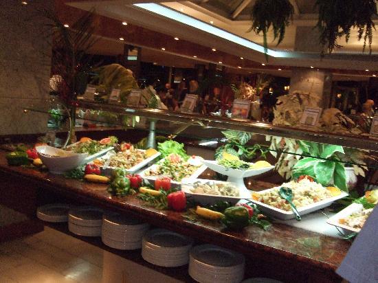 Spring Arona Gran Hotel: Dining Room