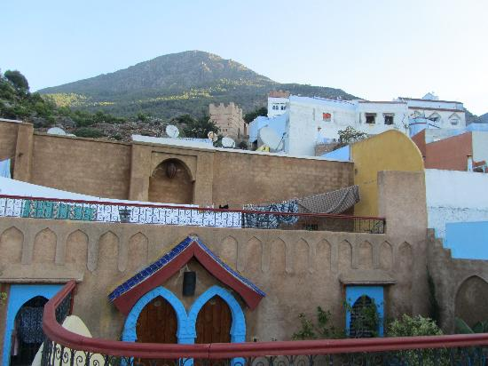 Dar Gabriel : mountain view from the terrace