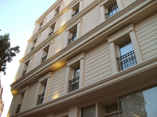 Grand Anatolia Hotel: Exterior  view