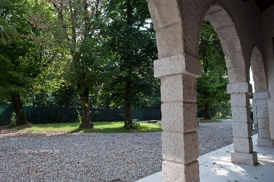 Villa Ferrario Relais : Vista Parco