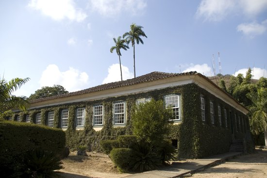 Vassouras, RJ: Museu Casa da Hera
