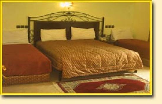 Hotel Perla: la suite familiale que j'ai prise