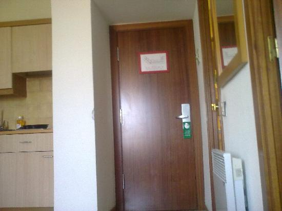 Xon's Platja Hotel: Deur.kamer 828