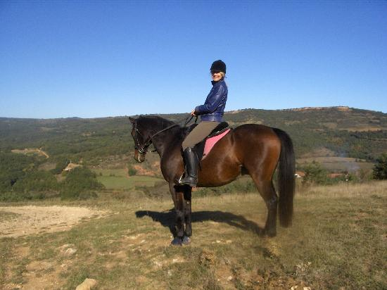 Brezilhou Riding Stables: Voila!