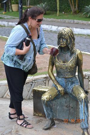 Brigitte Bardot Statue: Estatua Brigitte Bardot