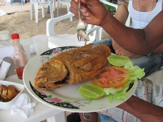 Boca Chica: Very Good Fish