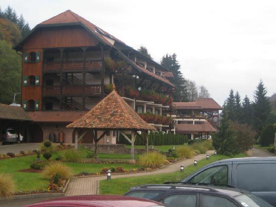 Hotel Julien : L'hôtel