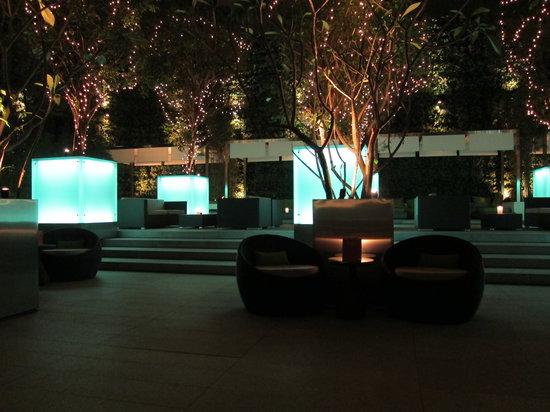 The Mira Hong Kong: Bar area