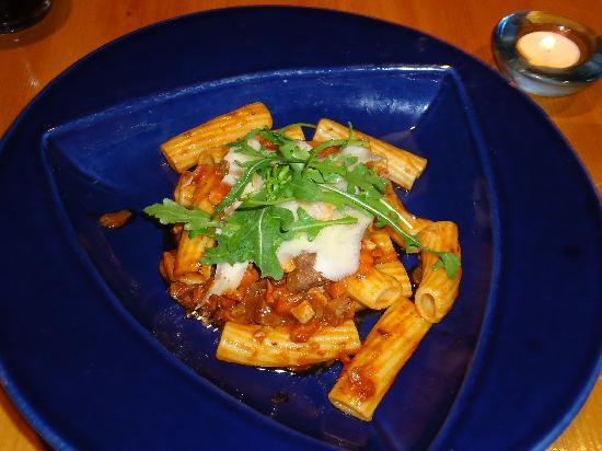 Storyteller Restaurant & Wine Room : Game pasta