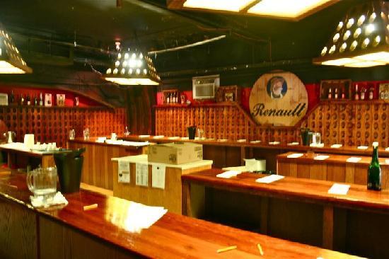Egg Harbor City, NJ: Tasting Room