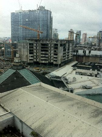 Ascott Makati: View from our room