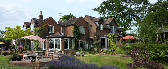 The Hill Cottage: Relax on the Terrace