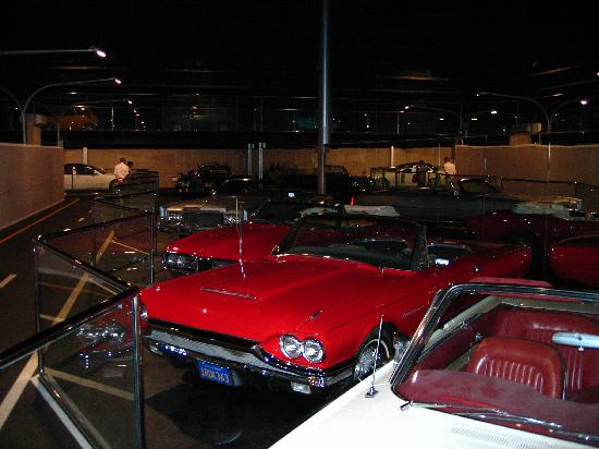Emirates National Auto Museum : Strassenkreuzer