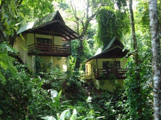 Byblos Resort & Casino: Beautiful Private Jungle Bungalows