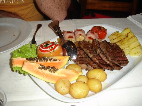 Castro Marim, Portugal: Picanha Tropical